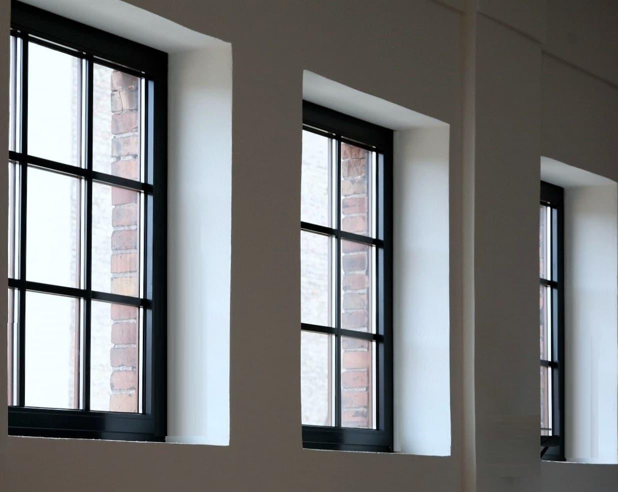Противопожарные окна